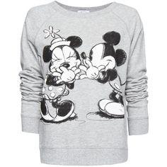 Disney sweatshirt :)