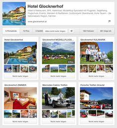 Hotel Glocknerhof auf Pinterest
