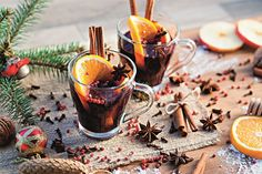 3 Slow-Cooker Christmas Drinks for Festive Entertaining Christmas Lunch, Christmas Coffee, Festive Cocktails, Christmas Trends, Traditional Cakes, Roasted Turkey, Special Recipes, Raw Food Recipes, Brunch