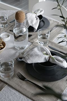 Spring table setting with Himla - Win a gift card | Stylizimo