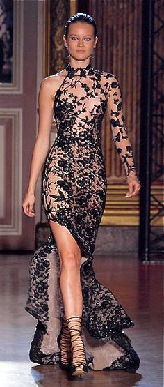 """Zuhair Murad #gowns,✮✮Feel free to share on Pinterest"""" ♥ღ www.FASHIONANDCLOTHINGBLOG.COM"""