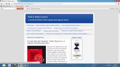Scrivere nella rete (Facebook, Twitter, Blog & Co.), di Stephan Porombka (Zanichelli)  http://nottedinebbiainpianura.blogspot.it/2013/01/scrivere-nella-rete-facebook-twitter.html