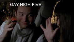 Gay High-Five