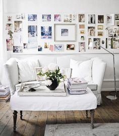 Inspiration room.