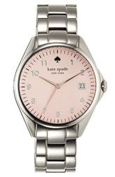 kate spade new york 'seaport grand' bracelet watch