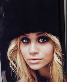 today i want to be...: ashley olsen