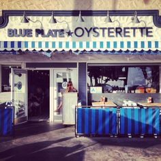 BP Oysterette - Santa Monica - Happy hour  When: Mon-Fri, 3-6pm The Deal: $1 oysters and $5 drafts.