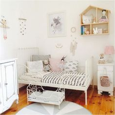 Ikea Doll house as wall shelf