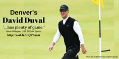 #TheOpen2015 Excited to see #Duval looking so good!! Golfers you can look good too with the help of some #Pilates!