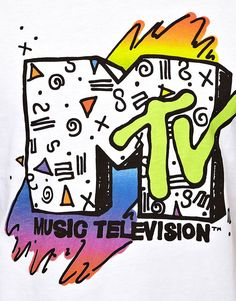 Mtv Logo 80s