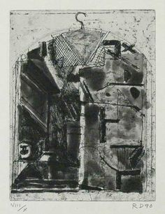 Richard Diebenkorn Etchings - Arion Press