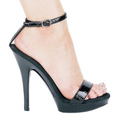 Women, Dress and Casual / 5 Inch Women��s Sexy Black Shoes High Heel Dress ? Shoe Adds for your Closet |Black Heels|