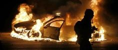FERGUSON, Mo. —Incredibly intense violence bubbled up on Monday night in Ferguson, Mo. after St. Louis County prosecutor Robert P. McCulloch announced that white police officer Darren Wilson will