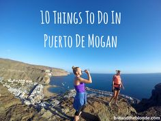 Check out what you must do when travelling in the sunniest part of Gran Canaria island at britandtheblonde.com
