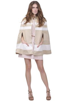 See by Chloe'-Cotton cape www.suite123.it