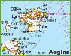 Sithonia road map Maps Pinterest