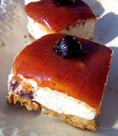 Dessert Recipes, Desserts, Greek Recipes, No Bake Cake, Pancakes, Cheesecake, Sweets, Bread, Breakfast