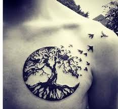 Resultado de imagen para yggdrasil tattoo