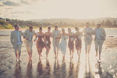 GORGEOUS. #wedding #beach #photography