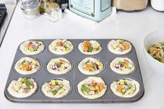 How to Make Lauren Conrad's Mini Chicken Pot Pies