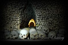 human bone chandelier, sedlec ossuary, bone church, all saints chapel, prague