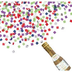 Surprise them with a Glitter Happy Birthday Bottle Confetti Popper! Send confetti flying during a surprise party with this fun party popper which features a mini bottle shape covered in gold and pink glitter. Happy Birthday For Her, Happy Birthday Funny, Happy Birthday Quotes, Birthday Wishes, Birthday Cards, Birthday Gifts, Confetti Poppers, Party Poppers, Happy Birthday Typography