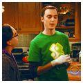 Sheldon's Evil Laugh.