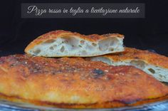 Bread and Butter....: Pizza with liquid sourdough starter