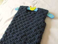 This step by step tutorial will show you how to crochet an easy, chunky basket weave vest that can be made in any size from baby to adult. For my vest I used...