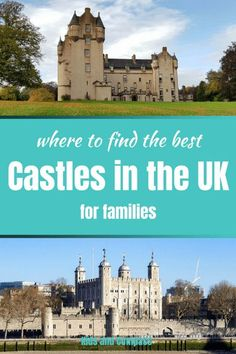 Which are the best castles in the United Kingdom to visit with kids? In this list you'll find the best UK castles; castles in Scotland, castles in England, castles in Wales and castles in Northern Ireland. Get a feel of UK history through these buildings; Castles In Wales, Castles In England, Scotland Castles, Travel Couple, Family Travel, Where To Take Kids, Stay In A Castle, Uk History, Family Days Out