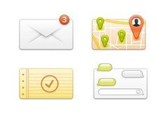 Some Icons + PSD by Prekesh Chavda