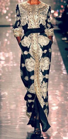 Wedding caftan