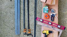 Materials & tools | Use these DIY instructions to make your own planting box for veggies