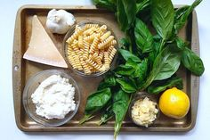 Food52 - For A Better Pesto Pasta, Add Ricotta Cheese