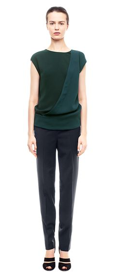 Wrap Layer Blouse - Filippa K