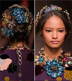 Hair accessories fall 2014