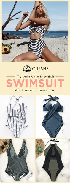Summer is here and I miss the sea. Everything is perfect and my only care is which swimsuit do I wear for my beach trip tomorrow :) With much love, we bring you this glamorous collection and want you to be happy the whole summer. Free Shipping! Shop Now!