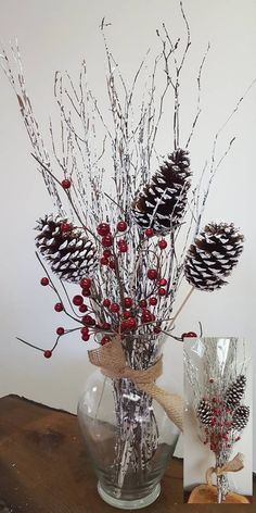 Neue diy weihnachten 2019 trends … The Most Wonderful Time of The Year! Diy Christmas Decorations Easy, Diy Christmas Ornaments, Christmas Projects, Holiday Crafts, Christmas Bulbs, Fun Projects, Christmas Ideas, Thanksgiving Crafts, Diy Christmas Floral Arrangements