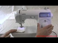 Brother NV 10 Sewing Machine Review