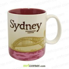 S202 16oz Starbucks Sydney Global Icon City Mug #starbucks #city mug