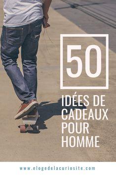50 idées de cadeaux pour hommes, parfaits pour Noël, la Saint-Valentin, les  anniversaire et la fête des pères ea5ee2c7ec6