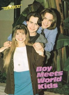 Danielle Fishel, Rider Strong, Will Friedle
