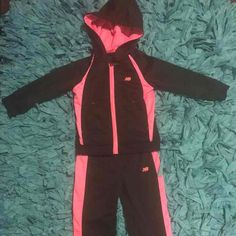 Girls 2T New Balance Track Suit! - Mercari: Anyone can buy & sell