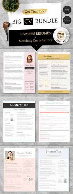 Resume, Infographic resume and Infographic on Pinterest