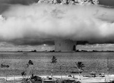 underwater of 15 kiloton nuclear weapon