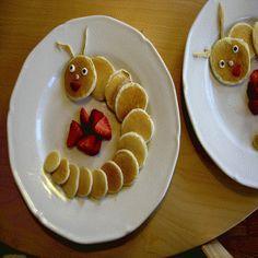 Imagen de Receta de pancakes o tortitas   Fiestas infantiles y cumpleaños de niños