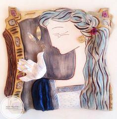 Sculpture Head, Ceramic Decor, Art Object, Stone Art, Ancient Greek, Clay Art, Rock Art, Offices, Art Work