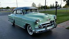 1953 Chevrolet Bel-Air Classic Chevy For Sale in NY | Want Ad Digest Classified Ads