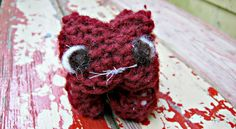 little cat tutorial - diegutendinge.blogspot.de