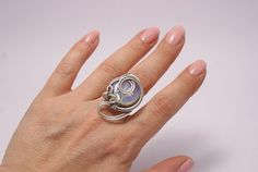 Hey, I found this really awesome Etsy listing at https://www.etsy.com/listing/195433845/moonstone-ringstatement-ring-wire